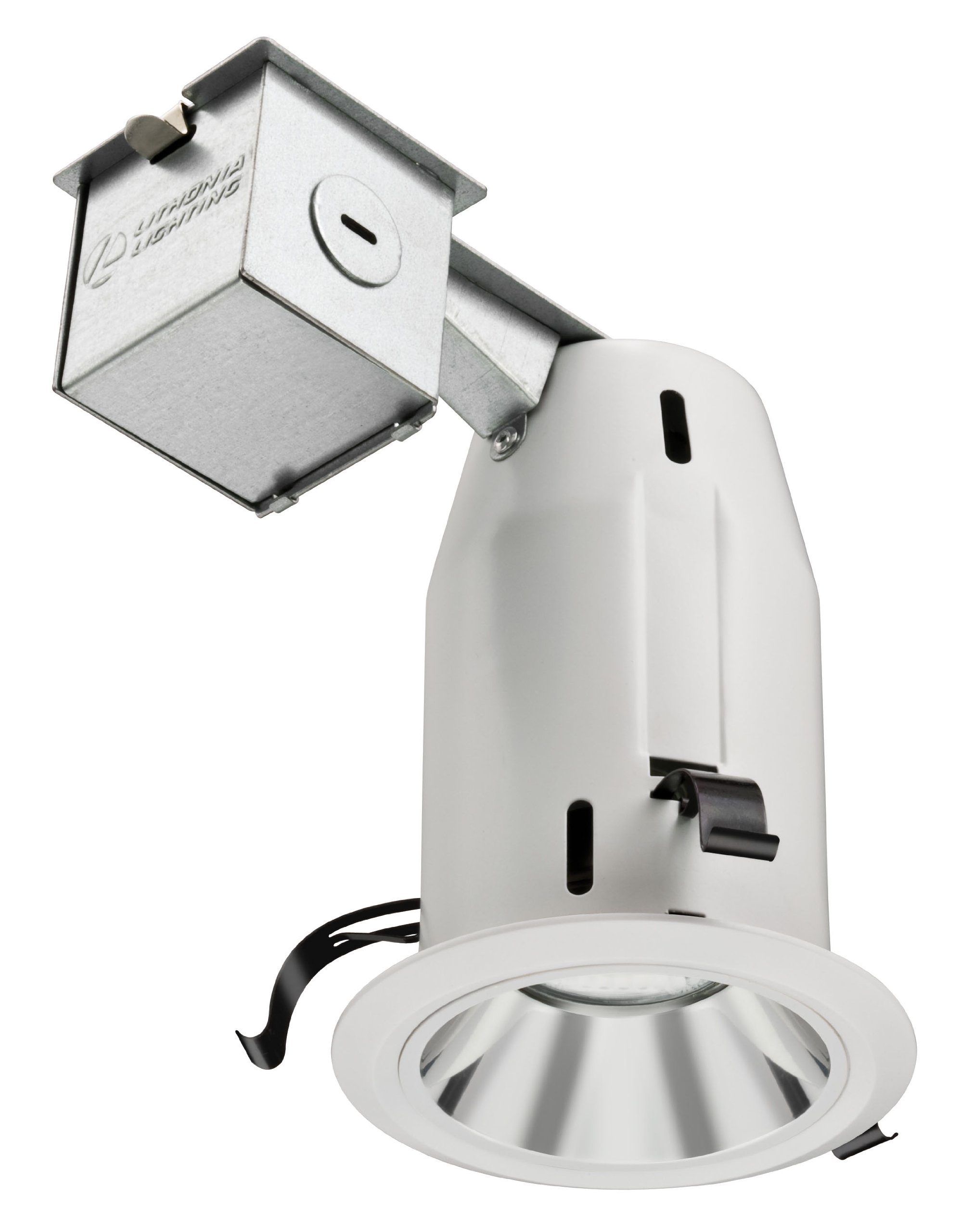 Lithonia Lighting LK3OAZ PFMW 3-Inch Recessed Open Light Kit, Matte White by Lithonia Lighting (Image #1)