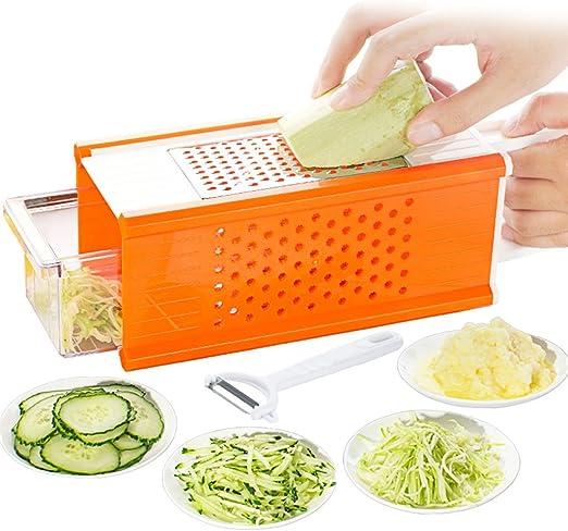 Multi-function Fruit Food Chopper Vegetable Potato Cutter Kitchen Food Slicer