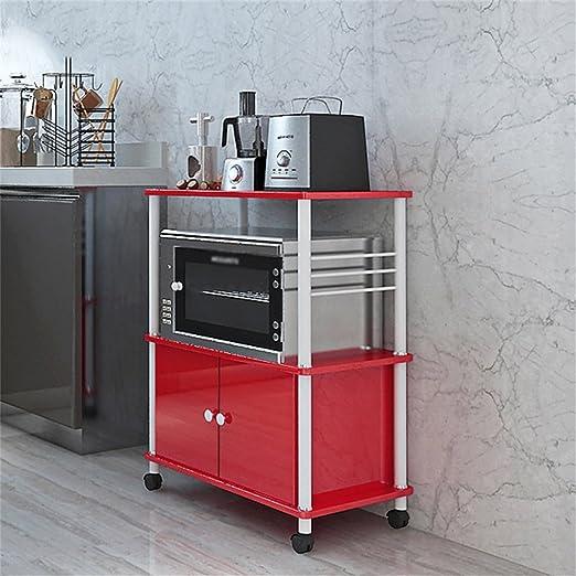 Muebles de cocina Estante para horno de microondas Estante de ...