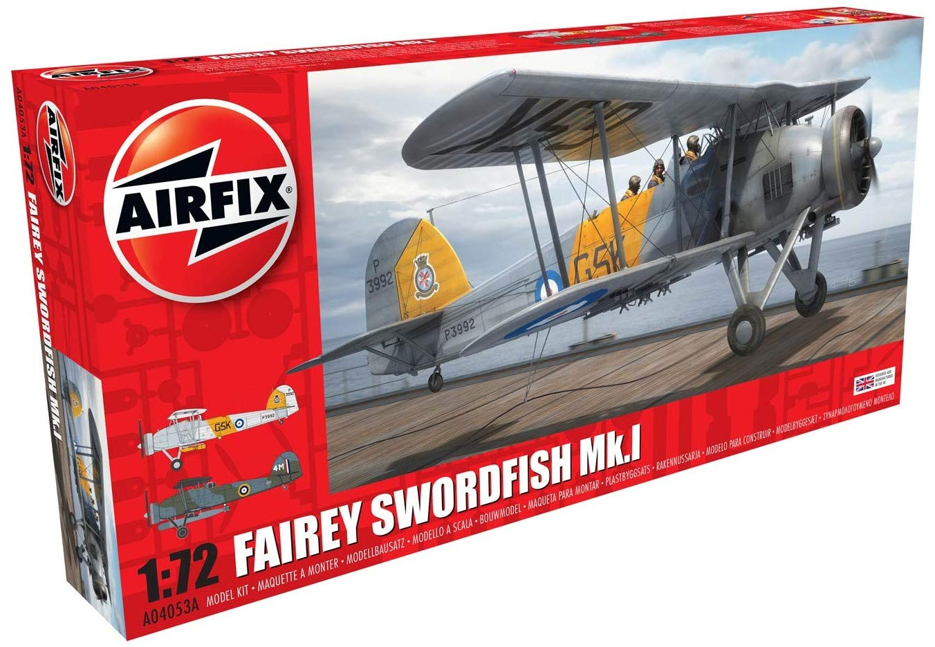 Airfix Fairey Swordfish MK.I 1:72