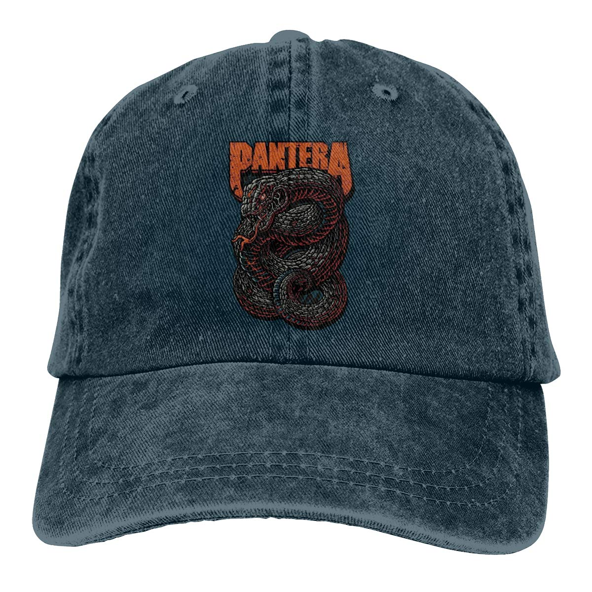 XZHBG Pantera Denim Baseball Caps Adult Caps Unisex Adjustable