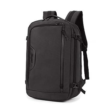 """Men/'s Outdoor Travel Bag 15.6/"""" Waterproof Laptop Backpack School Bag"""