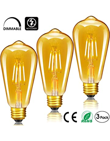 Amazon co uk | Decorative Light Bulbs