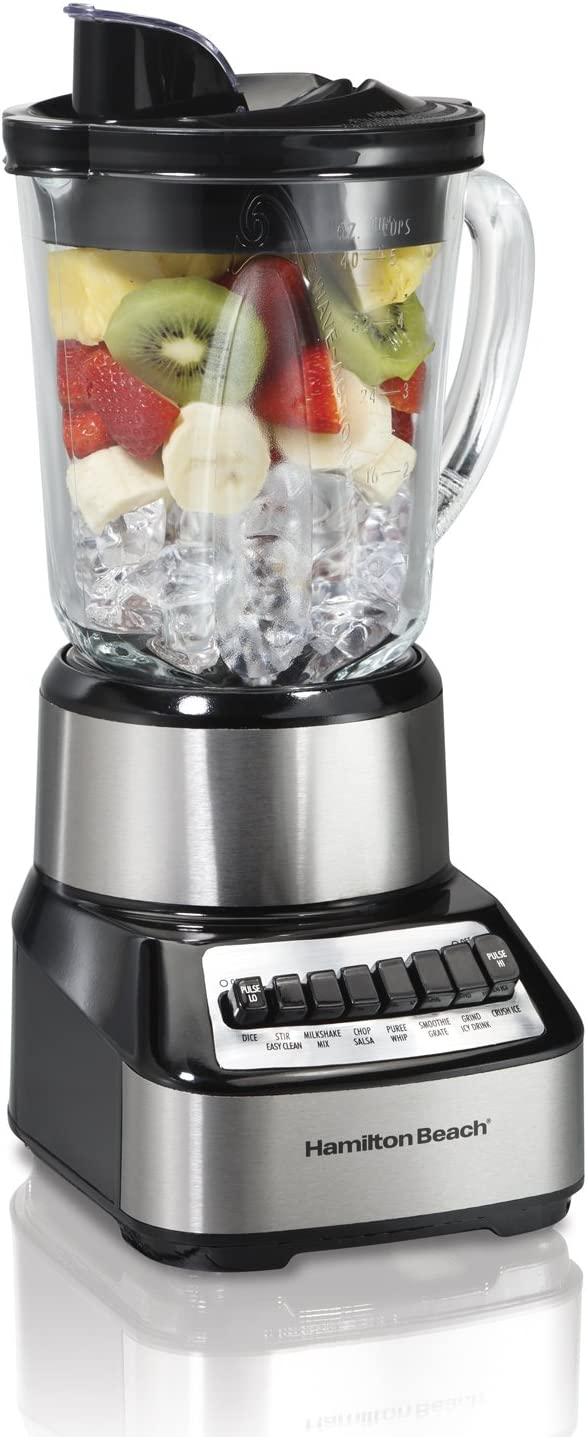Best blender with glass jar - Hamilton Beach Wave Crusher Blender
