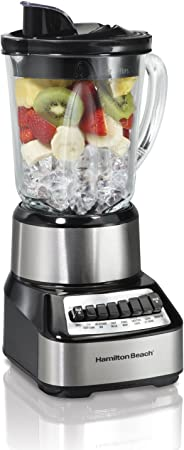 Hamilton Beach Wave Crusher Blender With 40oz