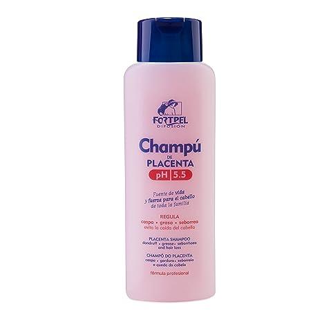 Válquer Champú Placenta. Champú anticaída. Tratamiento alopecia - 500 ml