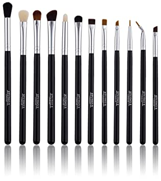 Komplettes Augen Pinsel Set Von Studio 5 Cosmetics Amazonde Beauty