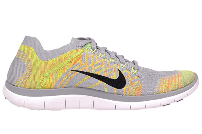best sneakers 7c26a 58e30 Amazon.com   Nike Free Flyknit 4.0 Men s Running Shoe   Running