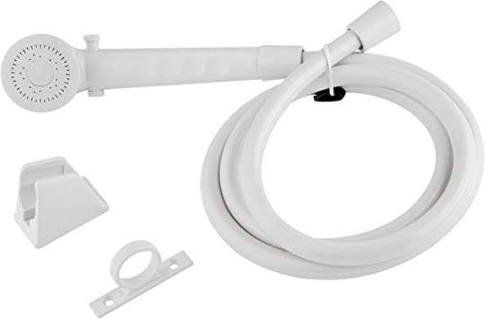 *RV SHOWER FAUCET HAND HELD SHOWER HEAD//HOSE WITH SWITCH FREE SHIPPING*