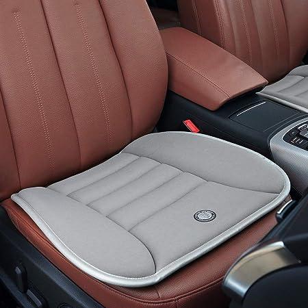 Honeybeely Warm Car Seat Cushions Waterproof Non Slip Memory Foam