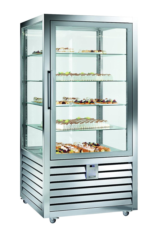 silfer Pastelería vitrina qps 450 V: Amazon.es: Industria ...