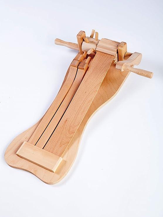 RatscheOsterratsche Kurbelratsche mit Dreiklang (23x60cm