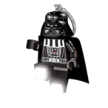 LEGO Darth Vader, Color Negro (IQLGL-KE7)