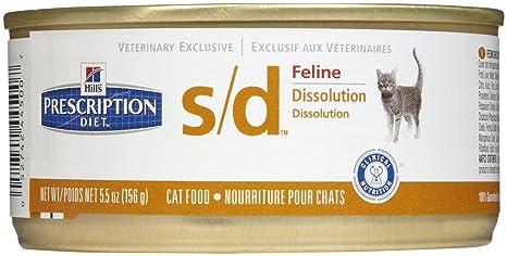 Hills Feline S/D Can Comida para Gatos - 156 gr