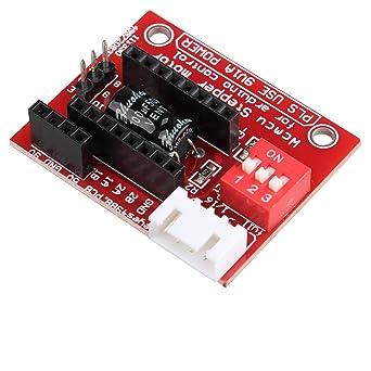 Módulo de placa de expansión para controlador de motor paso ...