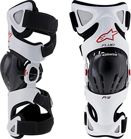 b6fb6861bb Image Unavailable. Image not available for. Color: Alpinestars Fluid Pro Knee  Brace ...