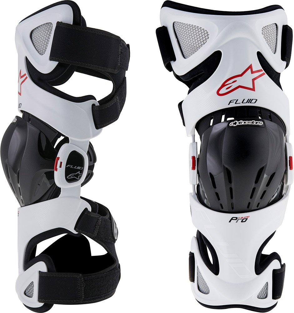 Alpinestars Fluid Pro Knee Brace Set-S/L