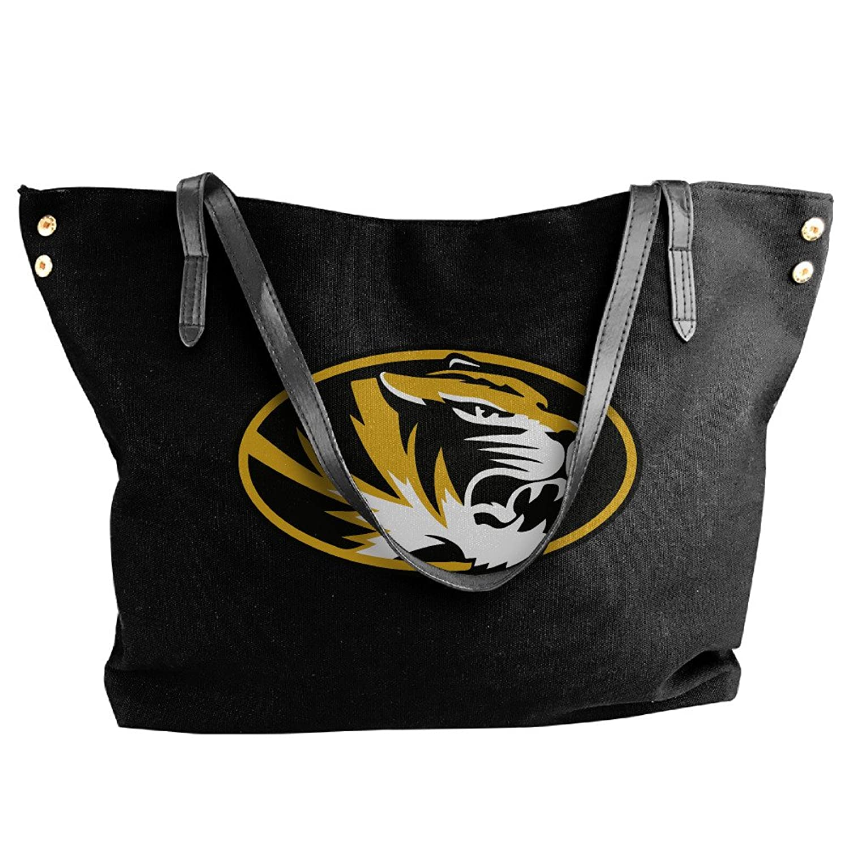 Missouri Tigers Logo Women Shoulder Bags