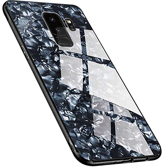 a2feb95b4f6 Amazon.com  Galaxy S9 Glass Rear Case