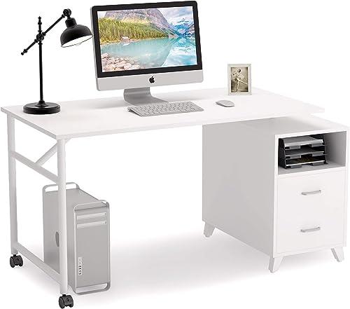 Tribesigns Reversible Computer Desk