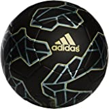 Adidas Messi Q3 Football, Size 5 (Grey/Black/Night Blue)