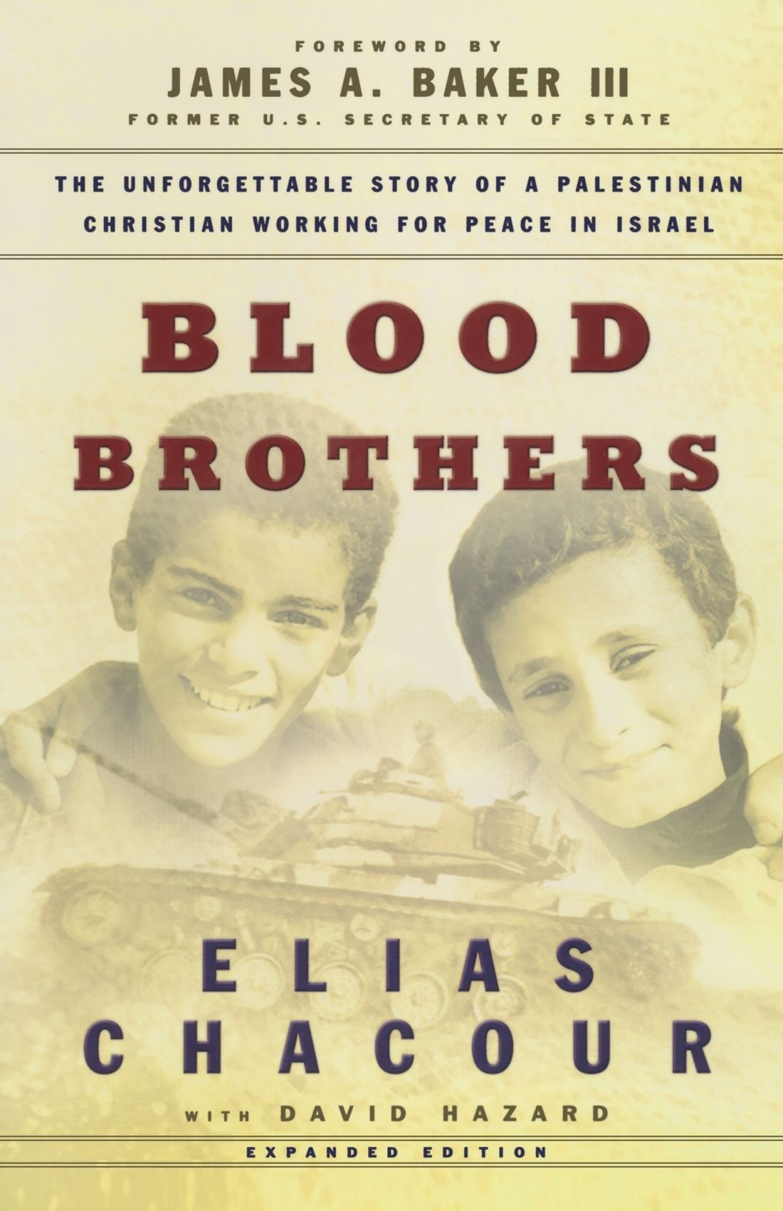 Blood Brothers: The Dramatic Story of a Palestinian Christian ...