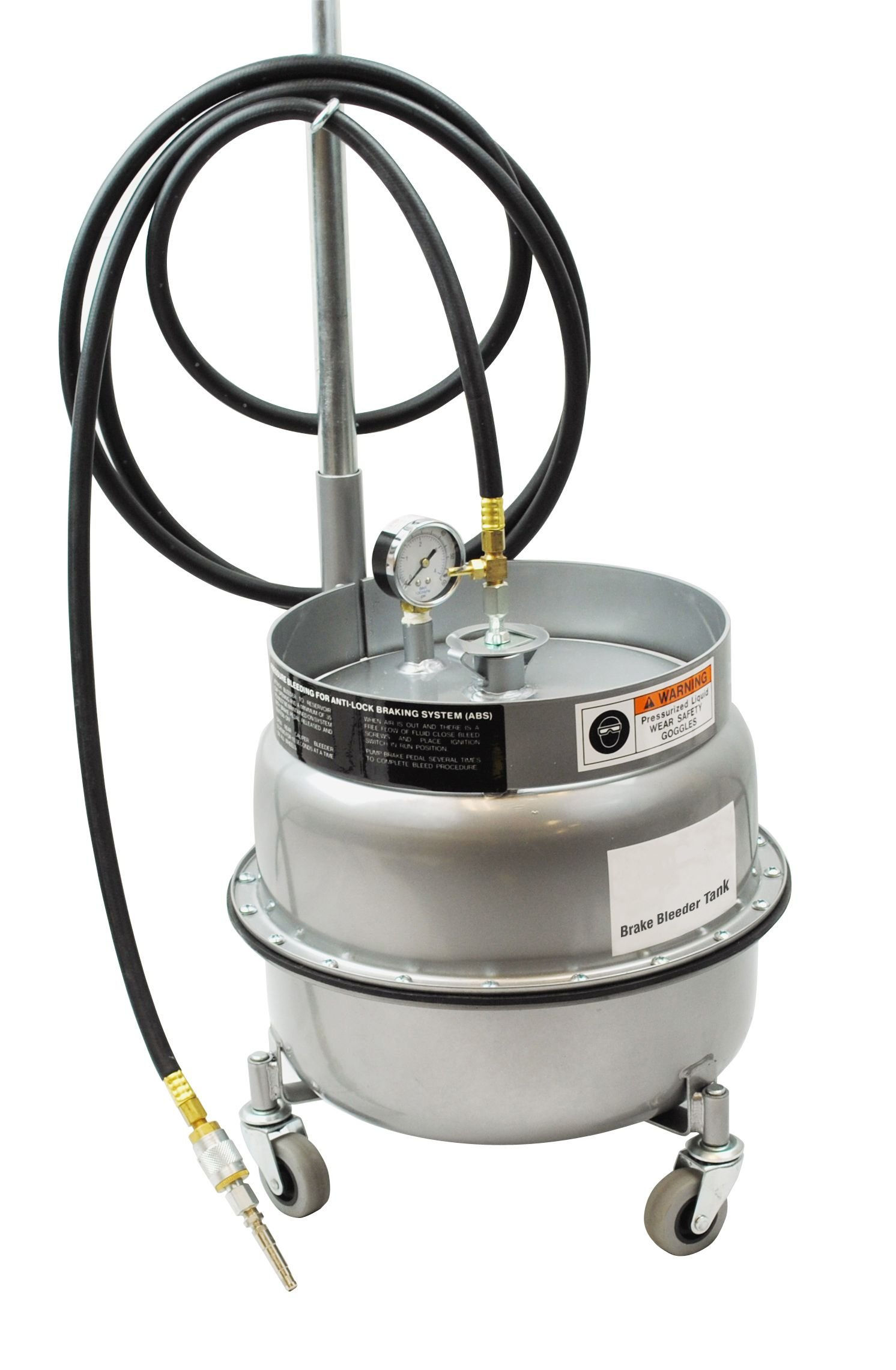 GEARWRENCH 3795D Brake Bleeder Tank by GearWrench (Image #1)