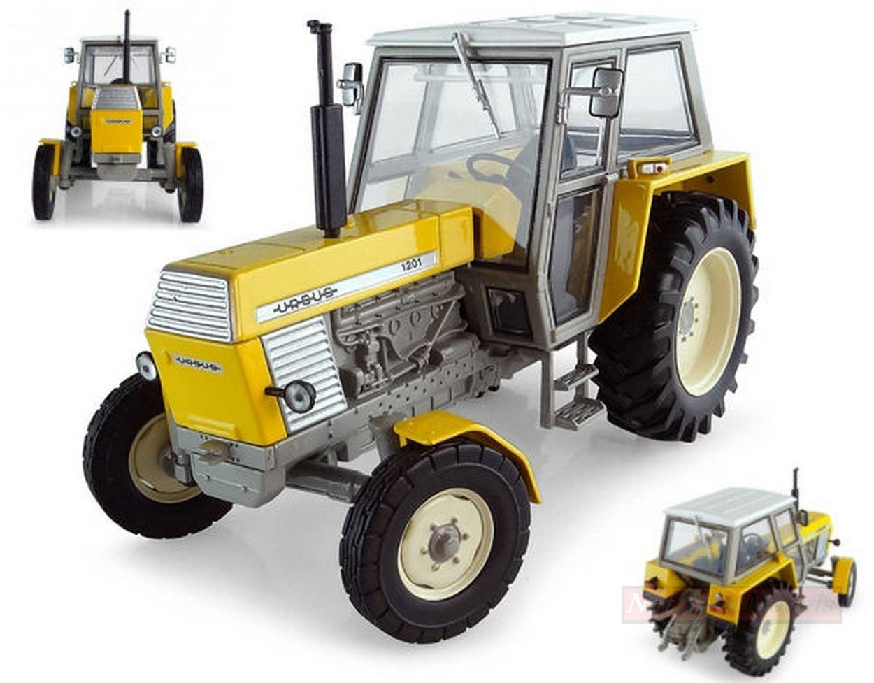 NEW Universal Hobbies UH5284 Ursus 1201 2WD 1 32 MODELLINO Die Cast Model