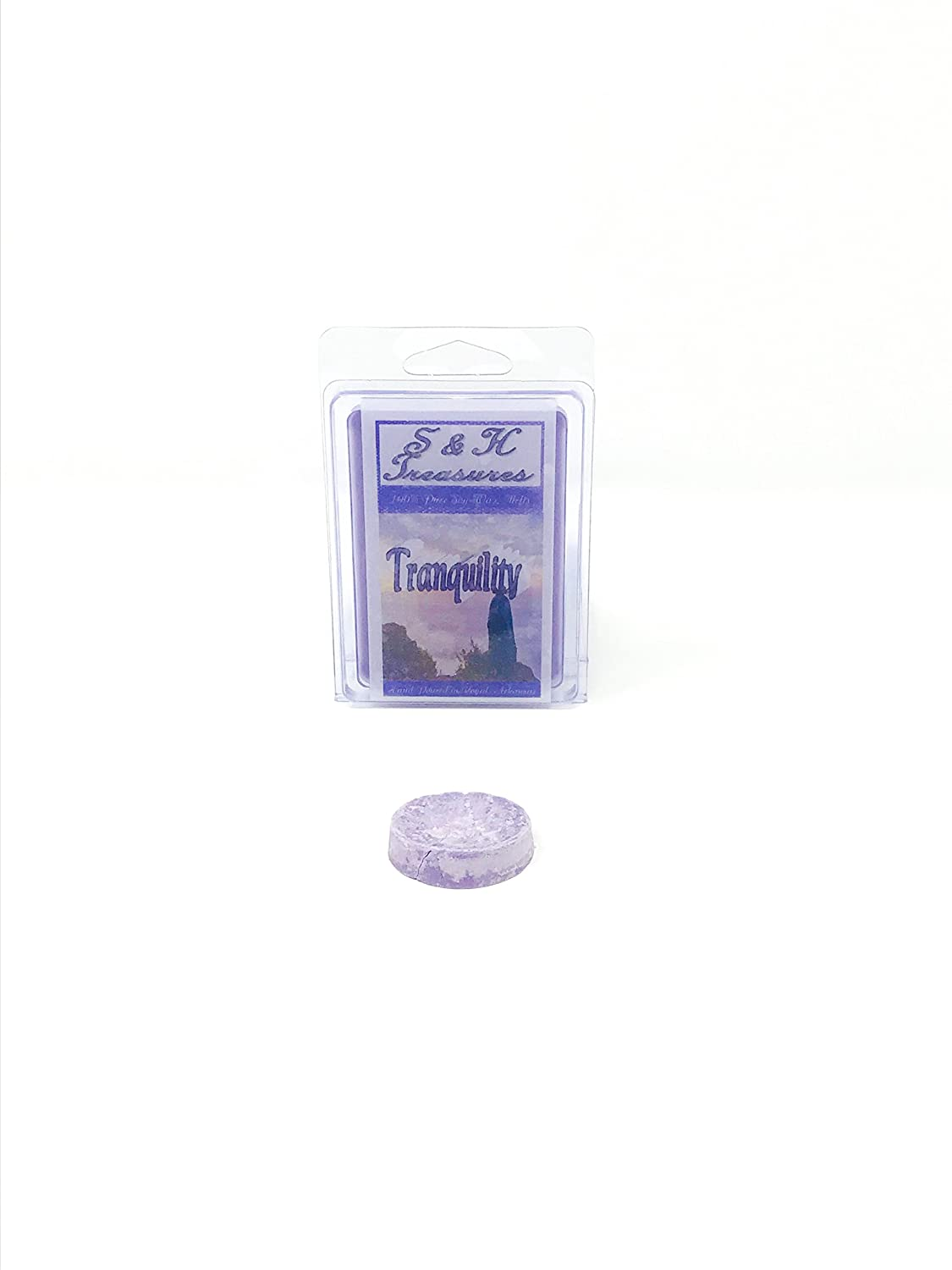 Aromatherapy Wax Tarts Pure Soy Wax Melts Tranquility