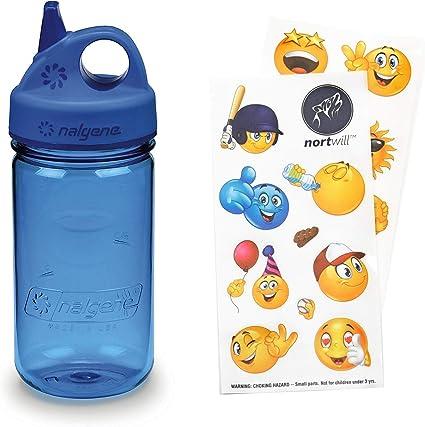 Nalgene Grip-N-Gulp Water Bottle Sipper Valve Replacement 2-Pack