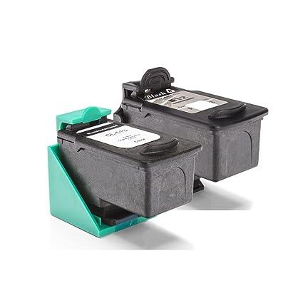 Inka Doo® de tinta compatible con Canon Pixma MP 252 equivalente a ...