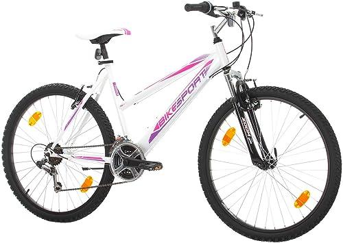 Bikesport ADVENTURE bicicleta rueda 26 pulgadas para mujer ...