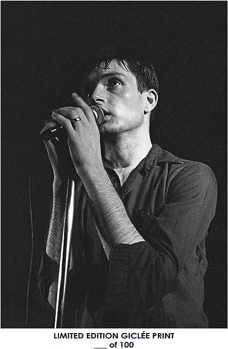 Joy Division Ian Curtis Poster