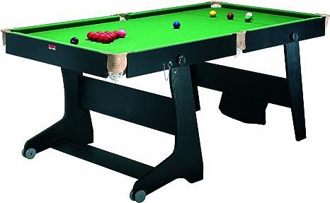 Table et Pliable1 8 BCE de Billard mSports WH2Ybe9IED