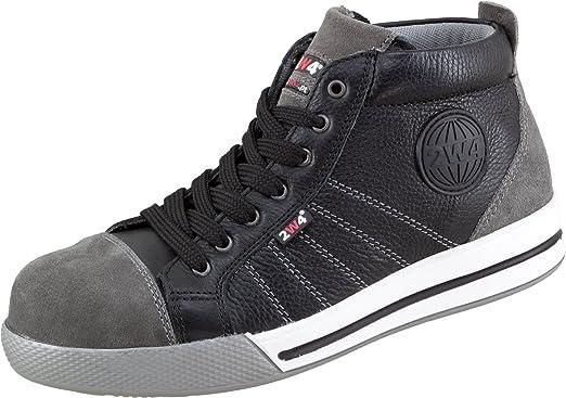 2W4 - RedBrick Sicherheitsschuhe S3 sportlich Sneaker Kappe und Sohle