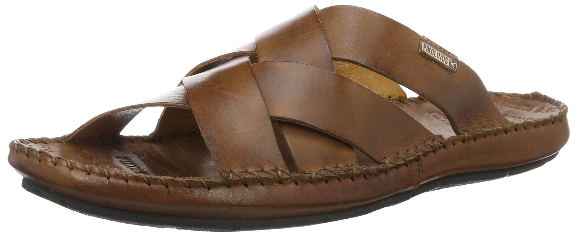 Pikolinos Men's Tarifa Slide 06J-0015,Cuero Leather,EU 42 M