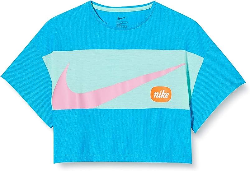 Ni/ñas NIKE G NP Top SS Camiseta de Manga Corta