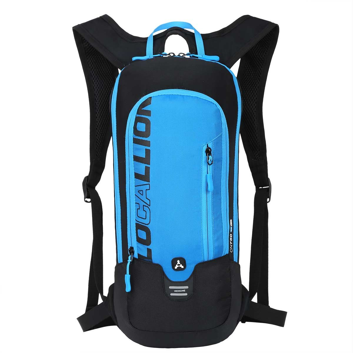 Local Lion 10L Mini Hydration Pack - Max. Komfort, Ultraleicht, Perfekte Passform Begleiter für Trinkblase bis 2L (Nicht enthalten) - Ideale Lösung für Laufen | Radsport | Camping  Ultraleicht
