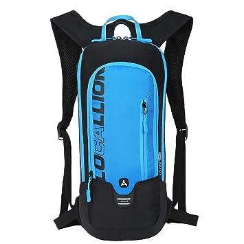 Local Lion 6L Mochilas de Hidratacion Ciclismo al Aire Libre de Unisex Multifuncional Impermeable de Poliester para Viaje Azul: Amazon.es: Deportes y aire ...
