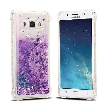Funda Samsung J7 2016, Carcasa Samsung J7 J710 Silicona ...