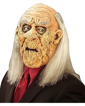 Horror-Shop Abuelo máscara Desdentado