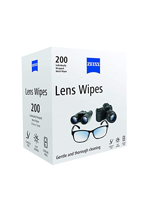 a0b7100d79 ZEISS Lens Wipes - Pack of 200  Amazon.co.uk  Health   Personal Care