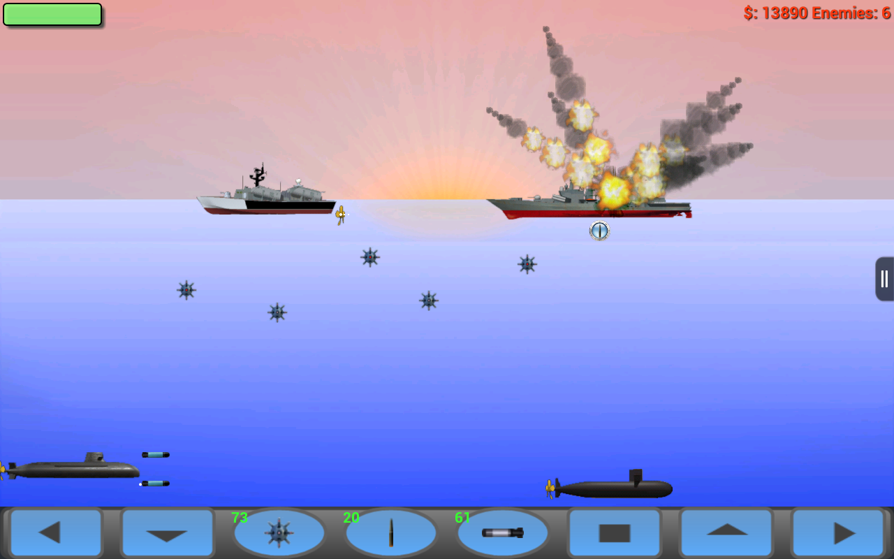 Submarine Attack! HD