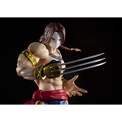 TAMASHII NATIONS Bandai S.H. Figuarts Vega Street Fighter Action Figure: Toys & Games