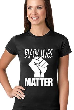 Amazon.com: Black Lives Matter Fist Girls T-shirt: Clothing