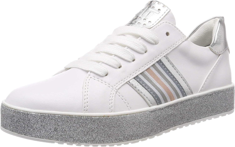 Rieker Sneaker Damenschuhe N49C4 91 91 Metallic | Schuhe24