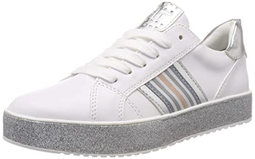 competitive price d05d6 0bb9d MARCO TOZZI Women's 2-2-23714-32 Low-Top Sneakers: Amazon.co ...