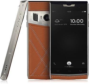 Doogee T3, secreto smartphone, 4,7 pulgadas HD LCD, Titanes, 4G ...