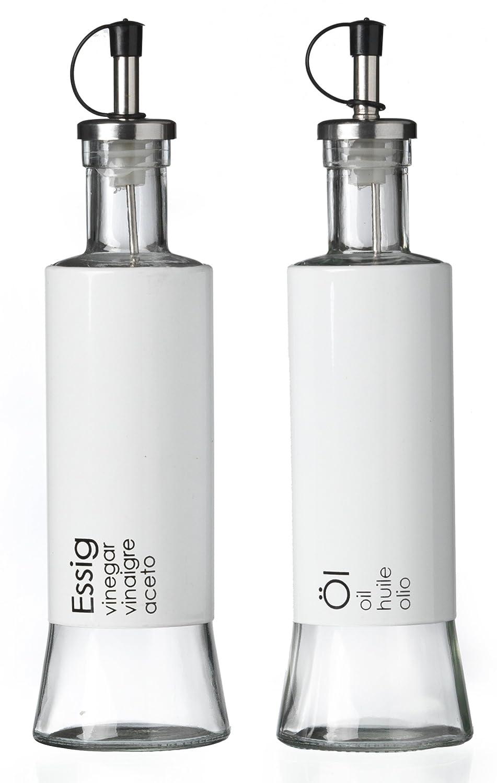 Essig Und ölspender ritzenhoff breker essig und ölflasche cantina jede 320 ml