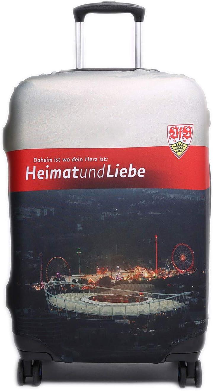 made2trade Offizielle MarkenMerch Kofferh/üllen der Bundesliga Vereine in verschiedensten Gr/ö/ßen